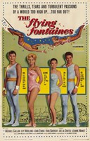 """The Flying Fontaines - 11"""" x 17"""""""