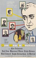 "Our Man in Havana - 11"" x 17"" - $15.49"