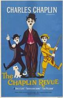 Chaplin Revue Wall Poster