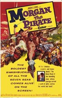 "Morgan the Pirate - 11"" x 17"""