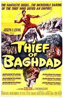 """Thief of Baghdad - 11"""" x 17"""""""