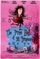 """The Pure Hell of St Trinian's - 11"""" x 17"""""""