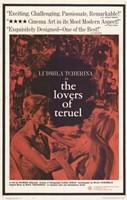 "The Lovers of Teruel - 11"" x 17"""