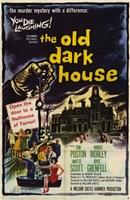 "The Old Dark House - 11"" x 17"""