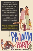 """Pajama Party - 11"""" x 17"""""""