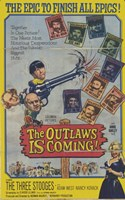 """The Outlaws is Coming - 11"""" x 17"""""""