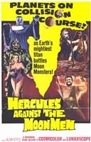 "Hercules Against the Moon Men - 11"" x 17"""