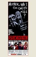 """Psychopath - 11"""" x 17"""""""