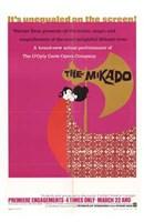 "The Mikado - 11"" x 17"", FulcrumGallery.com brand"
