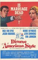 "Divorce American Style - 11"" x 17"", FulcrumGallery.com brand"