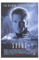 The Saint Movie Wall Poster