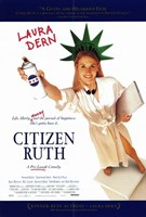 "Citizen Ruth - 11"" x 17"" - $15.49"
