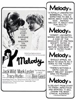 "Melody - 11"" x 17"""