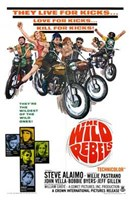 "The Wild Rebels - 11"" x 17"""