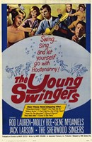 """The Young Swingers - 11"""" x 17"""", FulcrumGallery.com brand"""