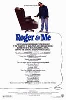 """Roger Me - 11"""" x 17"""""""
