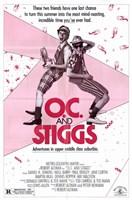"Oc and Stiggs - 11"" x 17"""