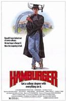 "Hamburgerthe Motion Picture - 11"" x 17"""