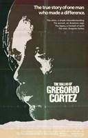 """Ballad of Gregorio Cortez - 11"""" x 17"""", FulcrumGallery.com brand"""