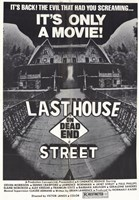 "Last House on Dead End Street - 11"" x 17"" - $15.49"