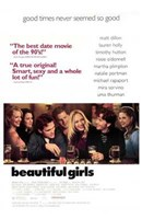 Beautiful Girls Wall Poster