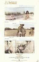"""Three Women - scenes - 11"""" x 17"""""""