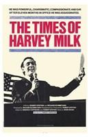 "Times of Harvey Milk - 11"" x 17"""