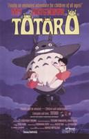 """Totoro (My Neighbor) - 11"""" x 17"""""""