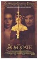 """The Advocate - 11"""" x 17"""""""