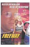 Freeway Wall Poster