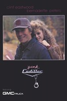 """Pink Cadillac - 11"""" x 17"""""""