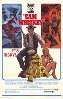 """Sam Whiskey - 11"""" x 17"""""""