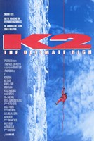 """K2: the Ultimate High - 11"""" x 17"""""""