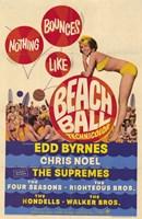 """Beach Ball - 11"""" x 17"""""""