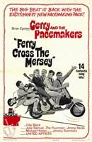 """Ferry Cross the Mersey - 11"""" x 17"""""""
