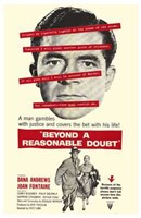 """Beyond a Reasonable Doubt - 11"""" x 17"""", FulcrumGallery.com brand"""
