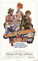 """California Split - Poker chips - 11"""" x 17"""""""