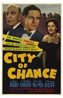 "City of Chance - 11"" x 17"""