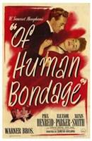 "of Human Bondage - 11"" x 17"""