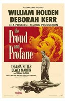"""The Proud and Profane - 11"""" x 17"""" - $15.49"""