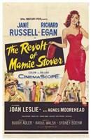 "Revolt of Mamie Stover - 11"" x 17"""