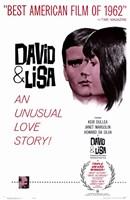 """David and Lisa - 11"""" x 17"""""""