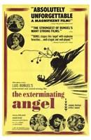 "The Exterminating Angel - 11"" x 17"", FulcrumGallery.com brand"