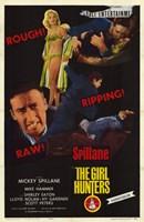 "The Girl Hunters - 11"" x 17"""