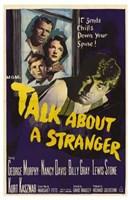"Talk About a Stranger - 11"" x 17"""