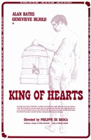 """King of Hearts - 11"""" x 17"""""""