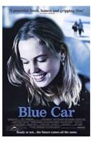 "Blue Car - 11"" x 17"" - $15.49"