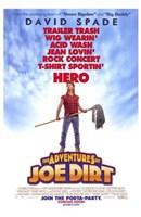 """The Adventures of Joe Dirt - 11"""" x 17"""""""