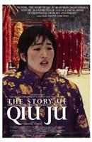 "The Story of Qiu Ju - 11"" x 17"""