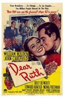 """Dear Ruth - 11"""" x 17"""""""